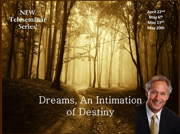 free teleseminar on dreams with michael conforti jungian analsyt