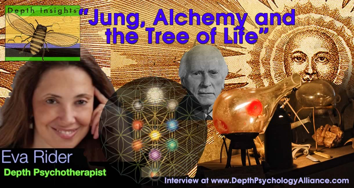 Eva Rider interview on Jung and Alchemy
