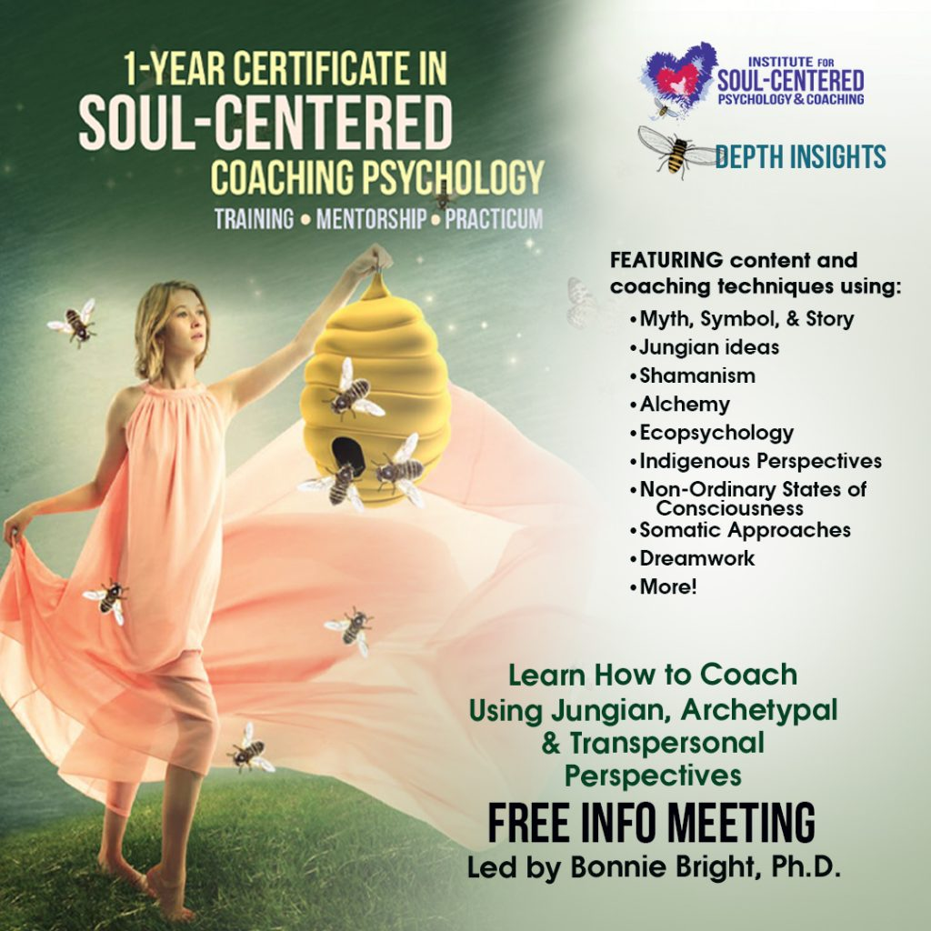 Click to register or gain access to this information meeting on soul-centered coaching psychology